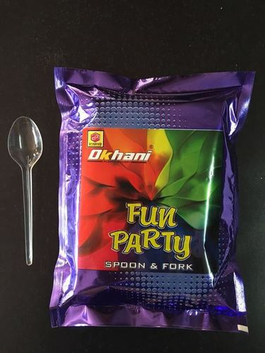 Fun Party - Plastic Sodapop Spoon