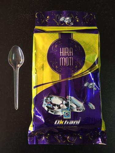 HIra Moti - Plastic Medium Nali Spoon