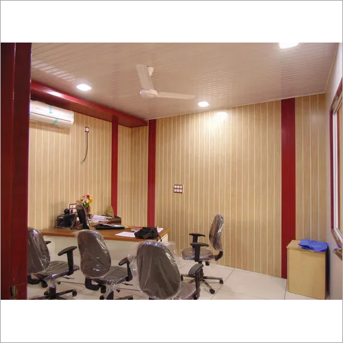 Office PVC Partition