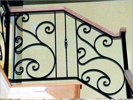 MS Stair Railings