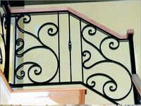 MS Stair Railings