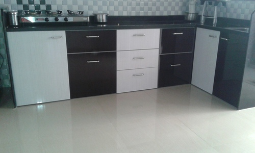 Pvc Modular Kitchen Cabinet At Best Price In Gandhinagar Gujarat Kaka Industries Private Limited