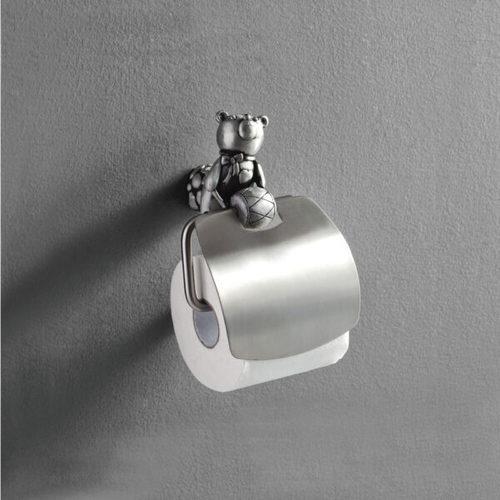 Toilet Paper Holder Bear