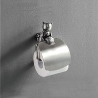 Toilet Paper Holder Bear