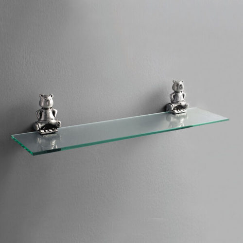 Glass Shelf Bear