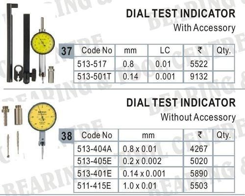 Dial Test Indicator