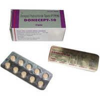 Donecept 10mg Donepezil Tablets
