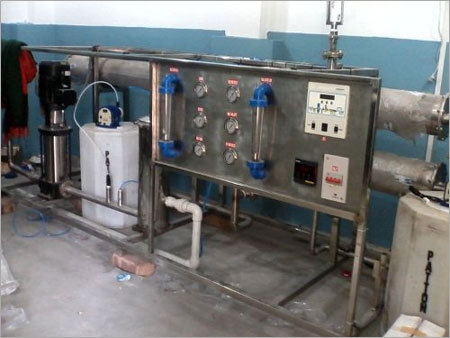 Mineral Water Packaging Plant