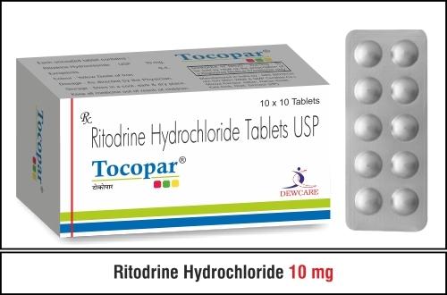 Ritodrine 10mg