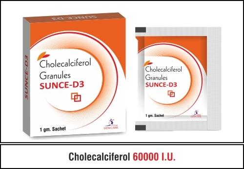 SUNDE-60K Sachet