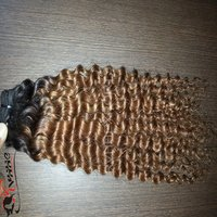 Ombre Color Indian Hair