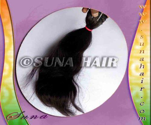 Peruvian 100% quality machine weft virgin good quality body wavy hair ex