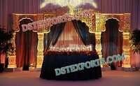 STYLISH WEDDING STAGE SET