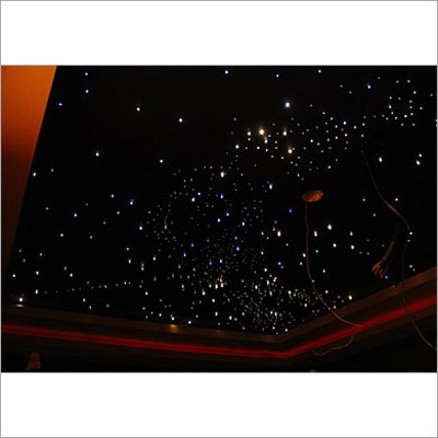 Fibre Optic Star Field Fixtures