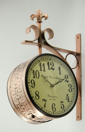 Decorative Wall Clocks & Station Wall Clocks
