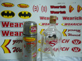 Water Transfer Printing Glass Decals