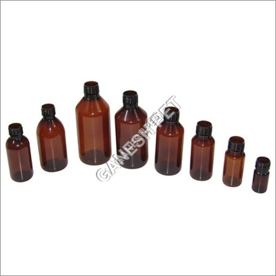 Round Pharma Bottles