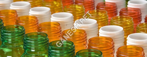 Color PET Bottles