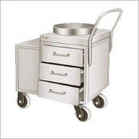 Tea Snack Trolleys