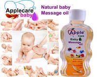 Baby Natural Massage Oil