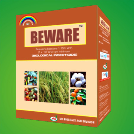 Organic Fungicide Powder