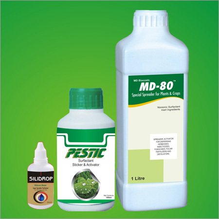 Silidrop,Pestic,MD-80 Wetting Agents