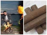Wooden Fire Logs