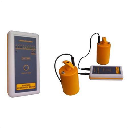 100V Surface Resistivity Meter