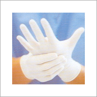 Powder Free Latex Exam Gloves