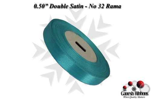 Double Satin Ribbons - Rama