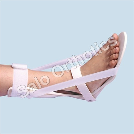 Static Foot Drop Splint
