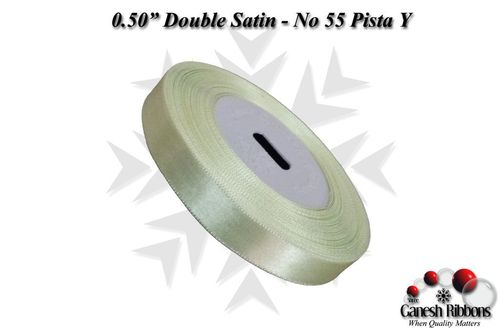 Double Satin Ribbons - Pista Y