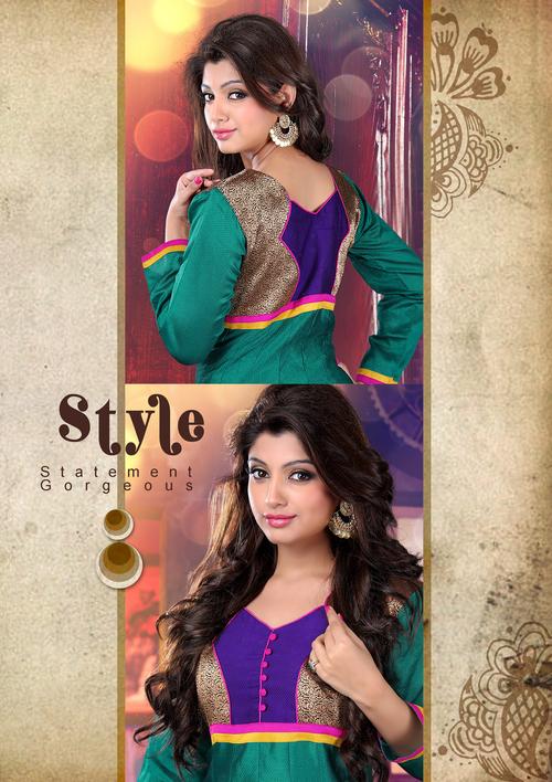 Ladies Anarkali Designer  Suits