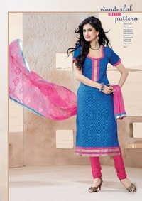 Chanderi Salwaar Suit