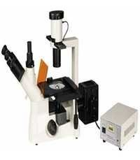 Inverted Fluorescence Research Microscope