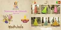 AVC (MADHUBALA) Anarkali Suits Wholesale
