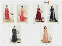 VOLONO TRENDZ (PARI VOL-5) Anarkali Suits