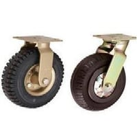 Solid Rubber Casters