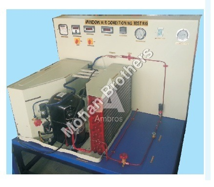 Window Type Air Conditioning Trainer