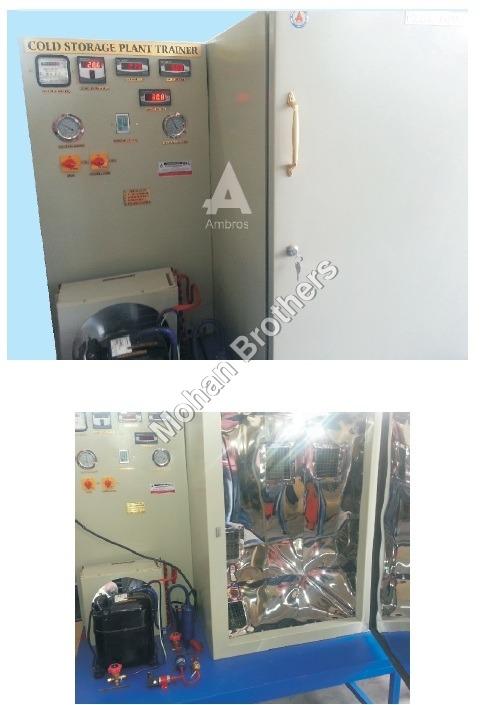 Refrigeration & Air Conditioning Lab Equipment