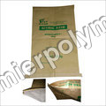 Brown Coated Paper Bag