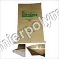 Brown Coated Paper Bag