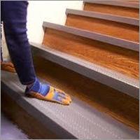 Non Skid Stair Treatment