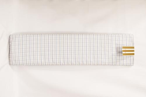100% Cotton Plain Stripe Shirting Fabric