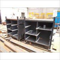 Trolley Fabrication