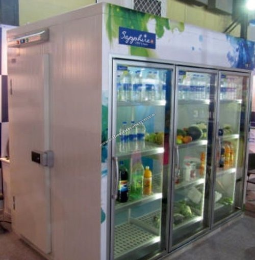 Display Cold Storage Unit