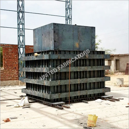 Industrial Cement Plant Structures Fabrication