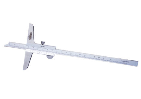 Depth Vernier Caliper Least Count 0. 02 MM With Fine