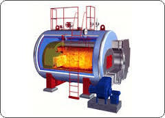Solid Fuel Fire 3 Pass Design