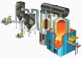 THERMIC BOILER- PET COCK/LIGNITE/WOOD FIRE